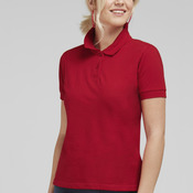 Ladies' Cotton Polo Shirt
