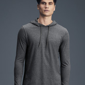 Anvil Adult L/SL Hooded T-Shirt